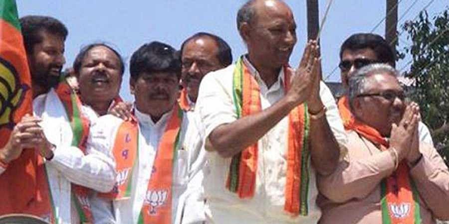 CH Vijay Shankar