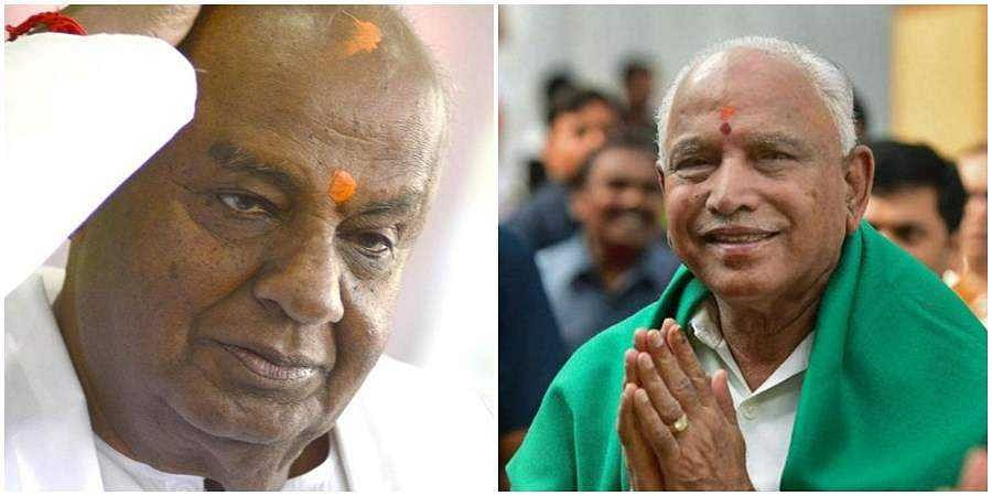 we will not let the BJP government to destabilise: Former PM, JDS supremo HD Devegowda