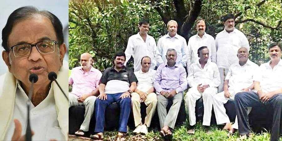 P Chidambaram's Theory Behind Rebels' Win In Karnataka