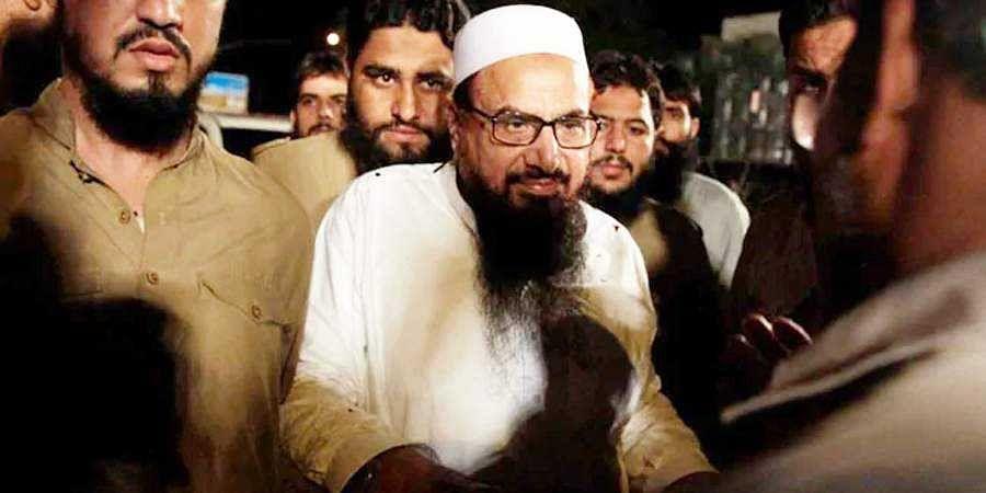 Hafiz Saeed Charged With Terror Financing
