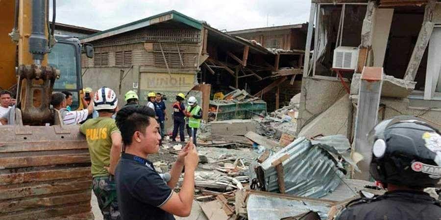 powerful 6.8-magnitude earthquake