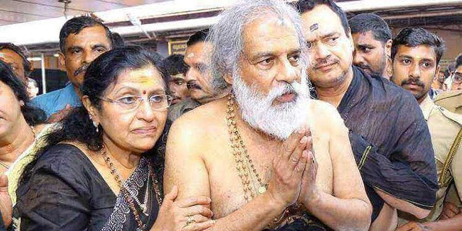 Singer Yesudas opposes young women's entry in Sabarimala