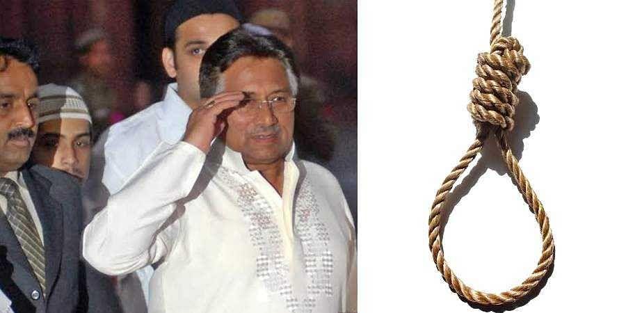 Pervez Musharraf Sentenced To Death