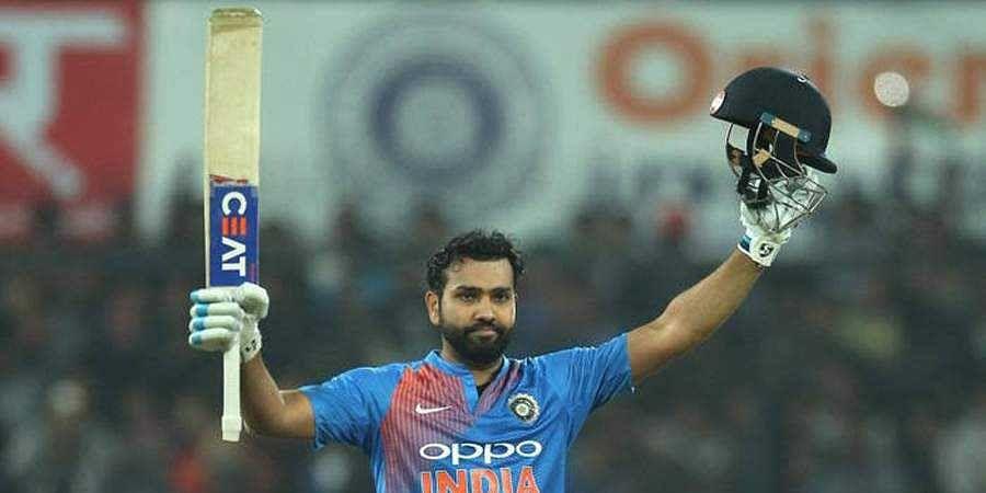 Hitman Rohit Sharma gets 28th ODI Century