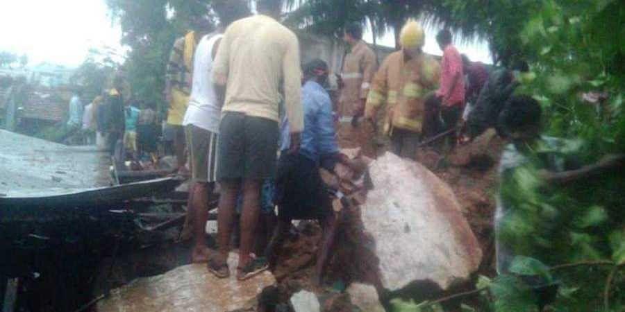 Tamil Nadu rains: 15 including 10 women, 2 children die as three houses collapse