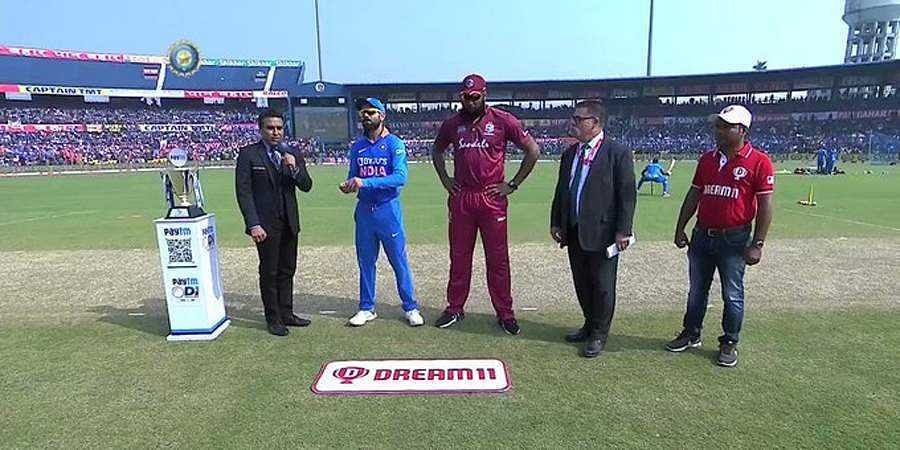 India have won the toss and have opted to field