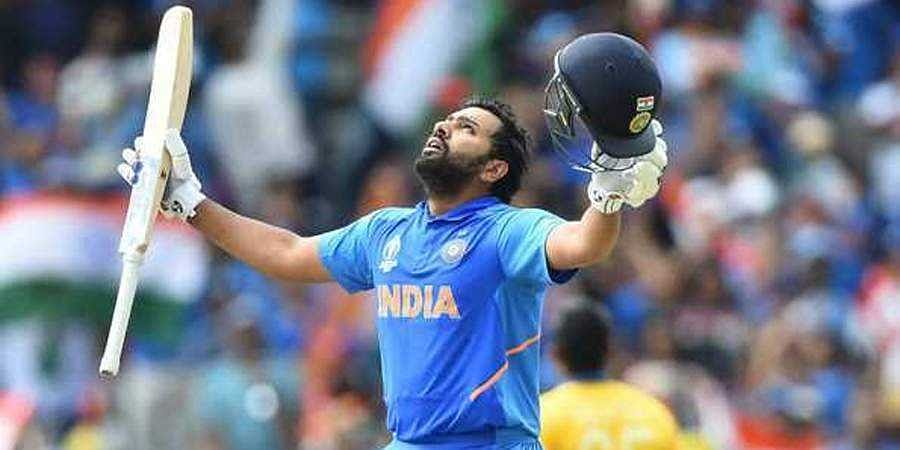 Rohit Sharma inches away from breaking a world record