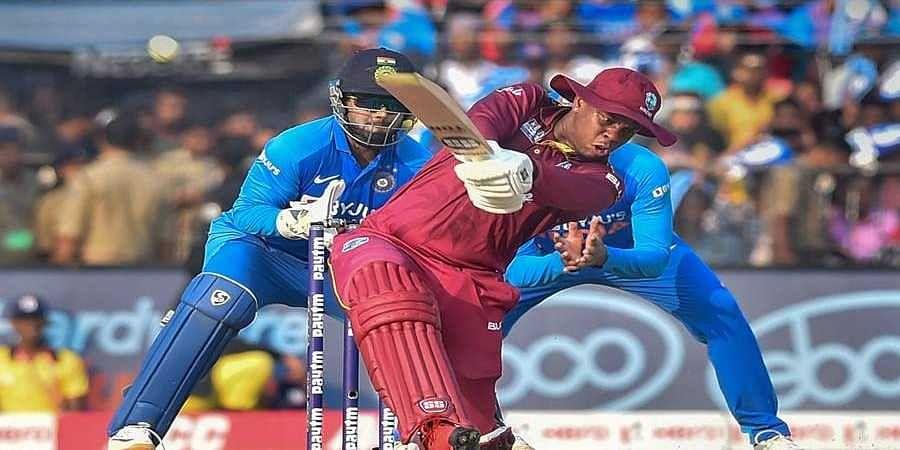 Team India-west Indies