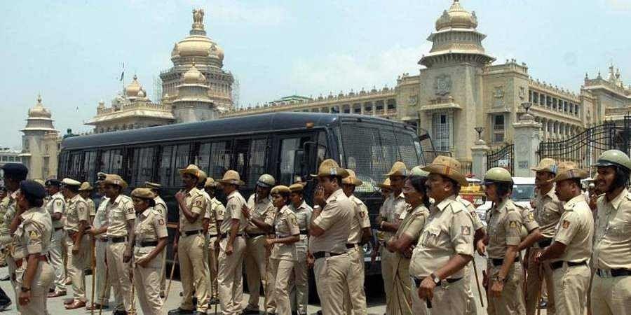 security tightened in Bengaluru