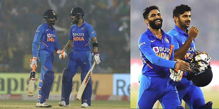 Team india tops in Most successful 300plus Runs chases in ODIs