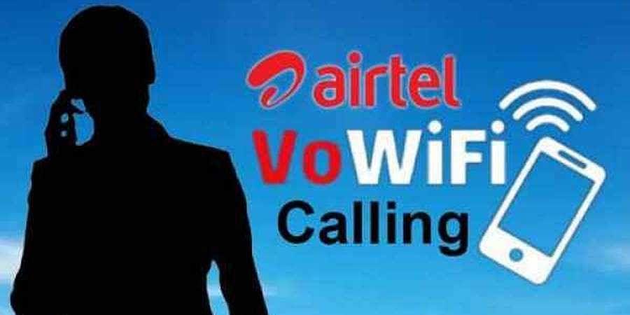 Airtel's Wi-Fi calling service