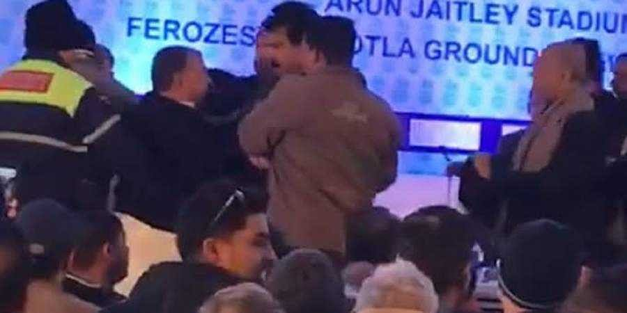 Fist Fight At Delhi Cricket Body DDCA Annual Meet