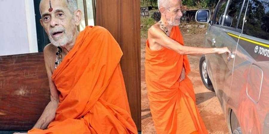 Vishwesha theertha Swamiji