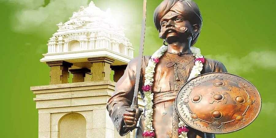 Kempegowda statue