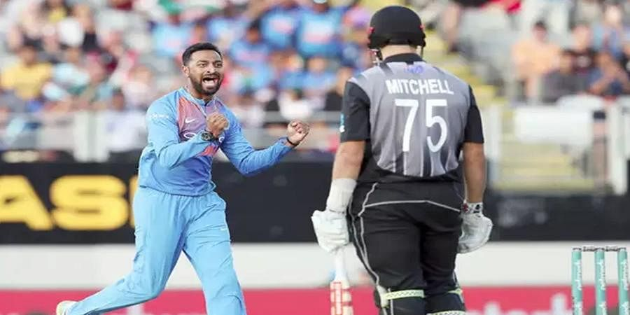 New Zealand, Team India