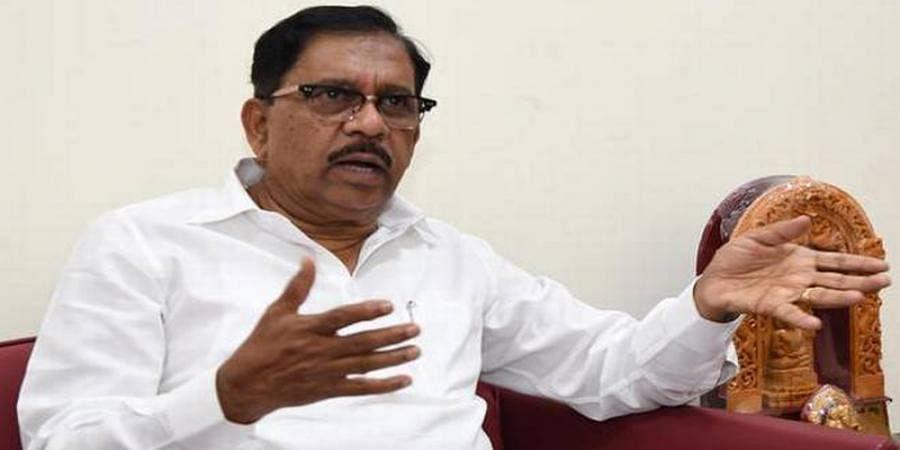 BS Yeddyurappa Should Retire From Politics says DCM Parameshwar