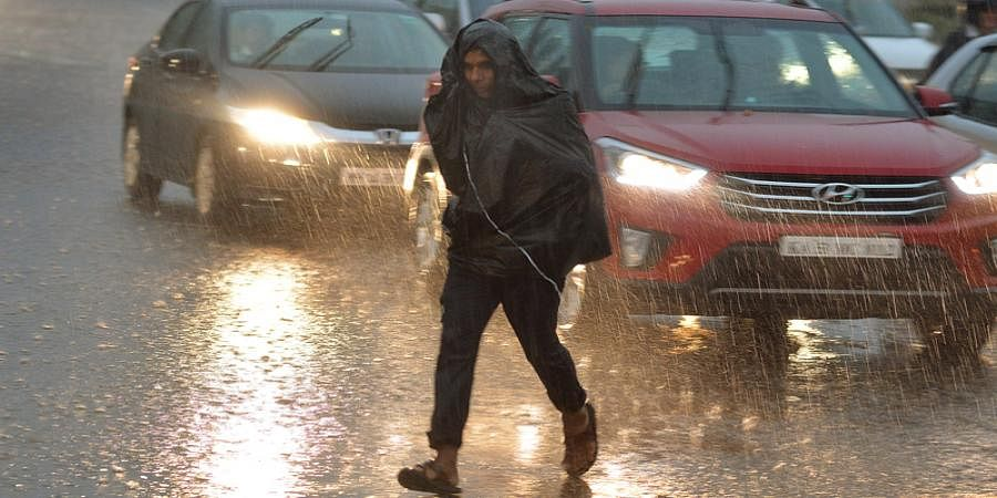Bengaluru recorded 58mm rainfall, highest rainfall atleast in last 10 years in the month of February