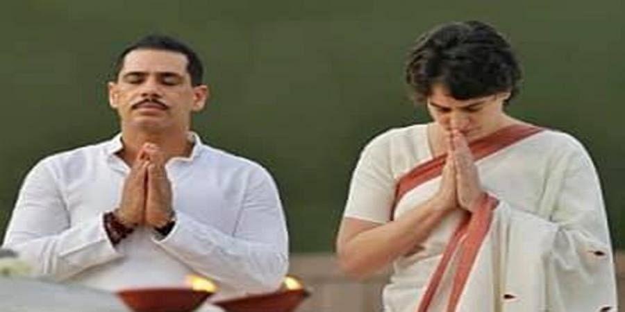 Robert Vadra, Priyanka Gandhi Vadra
