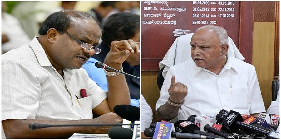 Karnataka CM Kumaraswamy announces SIT probe into audio clip row involving state BJP chief Yeddyurappa