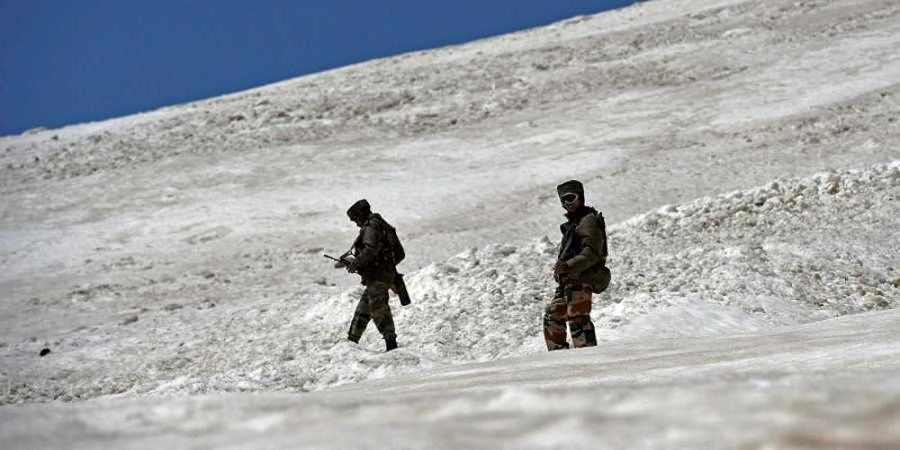 Army helps pregnant woman stuck in heavy snowfall in Jammu and Kashmir's Bandipore