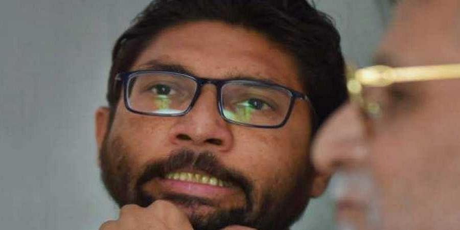 MLA Jignesh Mevani's college trust cancels his event; principal quits in protest