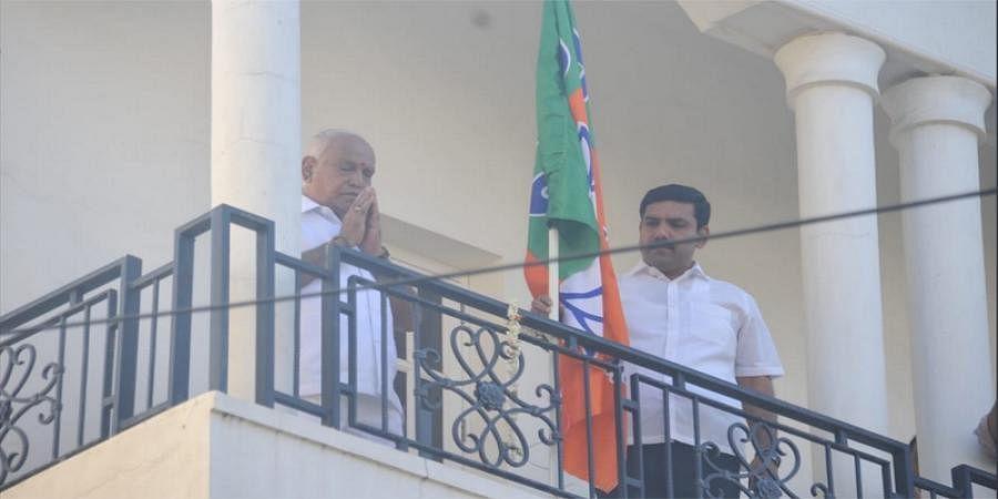 BJP launches 'Mera Parivar, BJP Parivar' campaign in Bengaluru