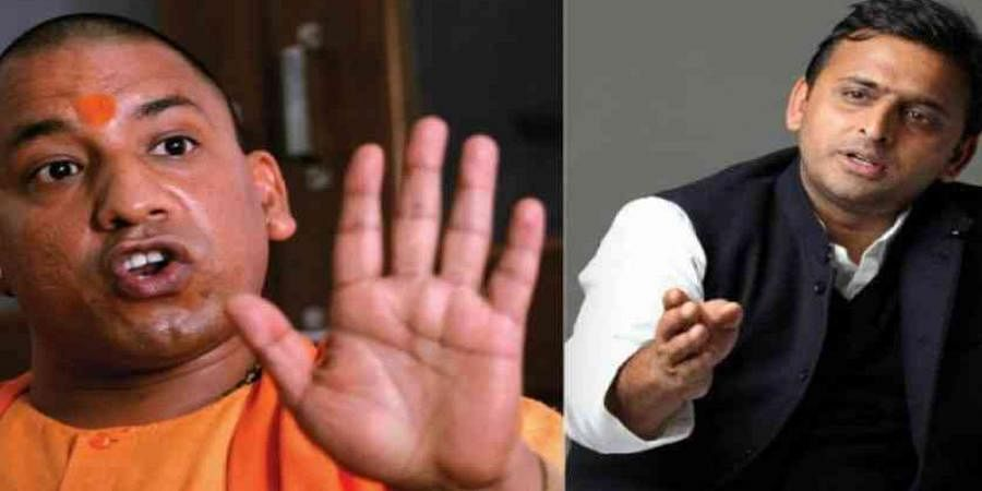 Akhilesh's visit to Allahabad University could have sparked violence on campus: Yogi Adityanath