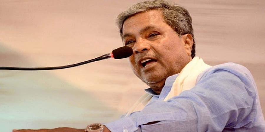 Siddaramaiah slams BJP leader's over controversial audio clip