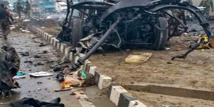 Pulwama terror attack: MP Goverment announces 1 cr, UP government announces Rs 25 lakh ex-gratia to martyred family