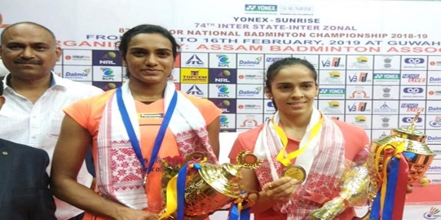 Saina defends Sr. Nationals title with clinical straight-games win
