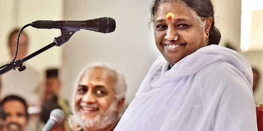 Mata Amritanandamayi To Give Families of CRPF Five Lakh Each