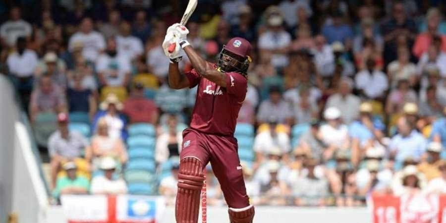 Chris Gayle breaks record for maximum sixes in international cricket