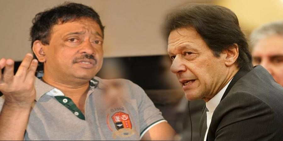 If Dialogue Can Resolve Problems, Why Marry Thrice? Ram Gopal Varma To Pak PM Imran Khan