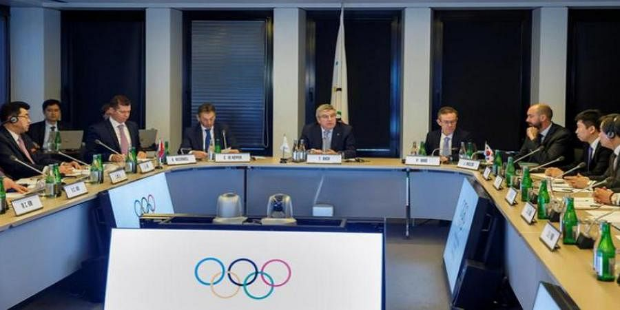 IOC 'suspends discussions' with India for hosting global events