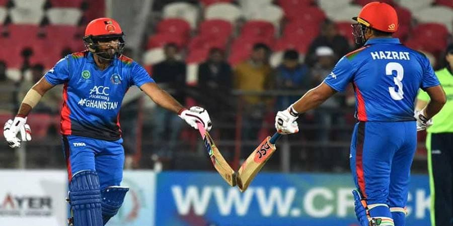 Afghanistan sets New Record, Highest T20 international total as they hit 278-3 to beat Ireland