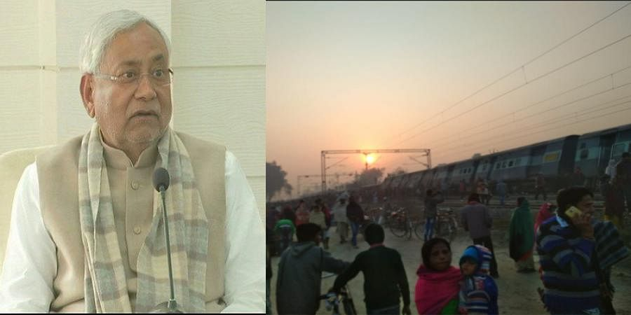 SeemachalExpress derailment: Bihar government has announced Rs 4 lakhs ex-gratia to each to the kin of every deceased