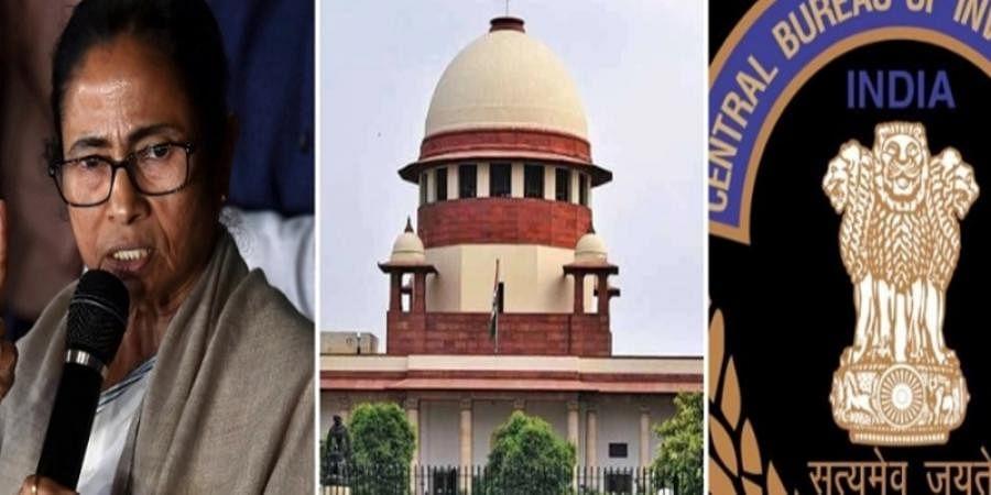 3 SC judges to hear CBI petition against Kolkata top cop tomorrow