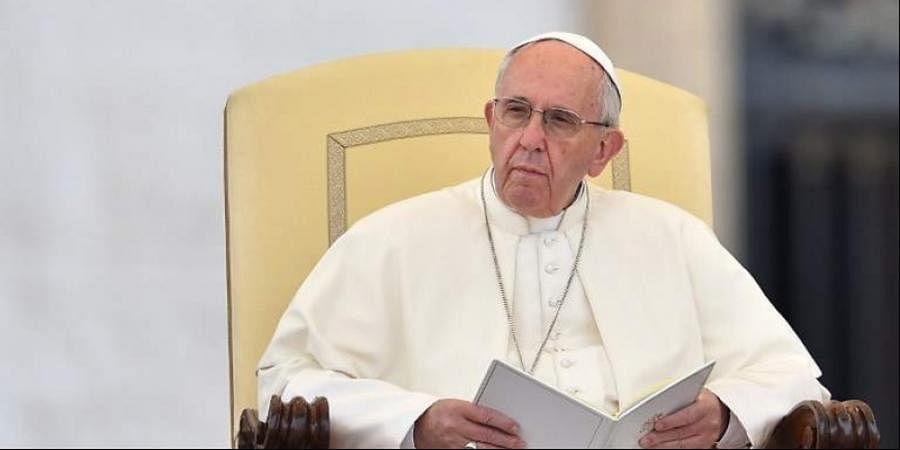 Pope Franscis