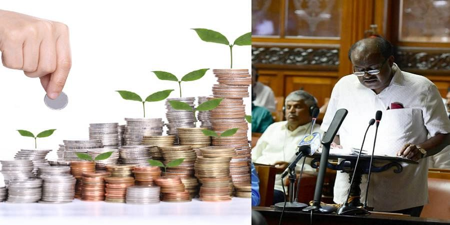 Expecting about 9.6 percent financial growth, CM HD Kumaraswamy presents Karnataka State Budget 2019-20