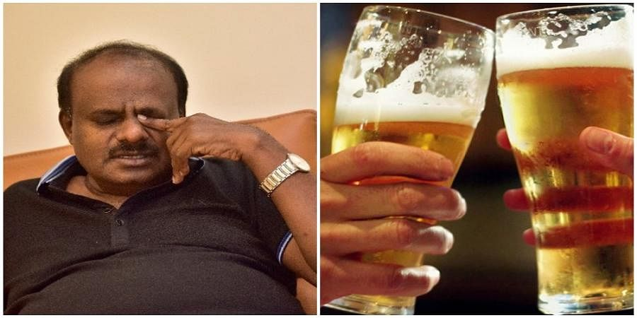 2019-20 Karnataka  state budget: CM Kumaraswamy increases excise duty on beer
