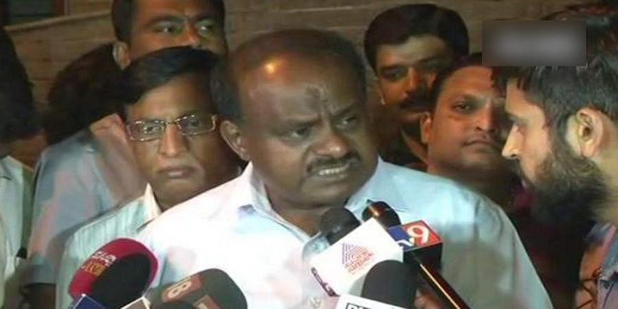 Operation Kamala Audio Issue: CM Kumaraswamy Takes U Turn On his Statement