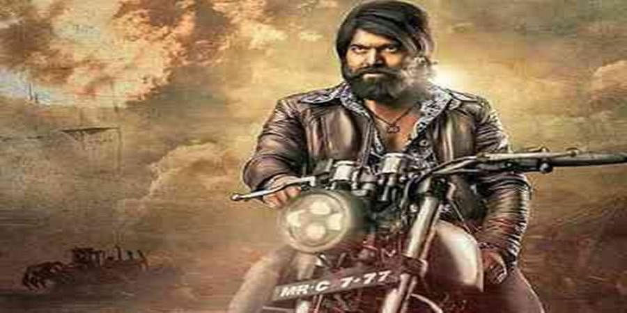 A stii from kgf Movie