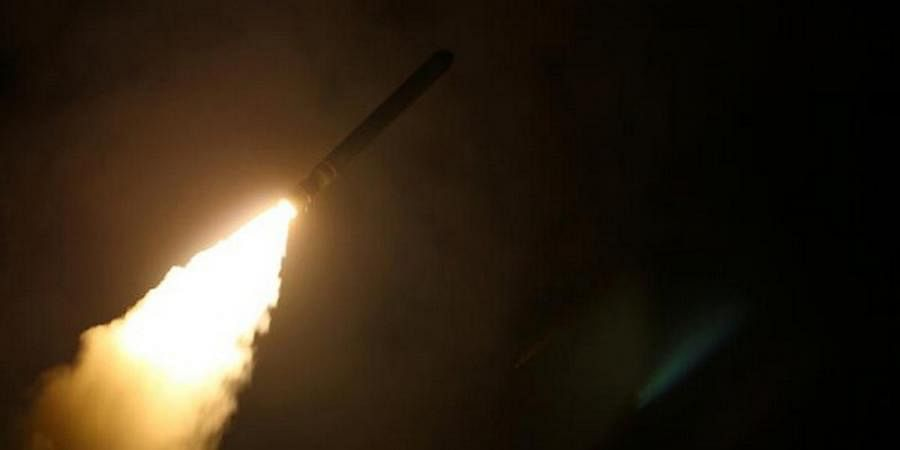 Israel says rockets fired at it from Gaza, launches retaliatory strikes