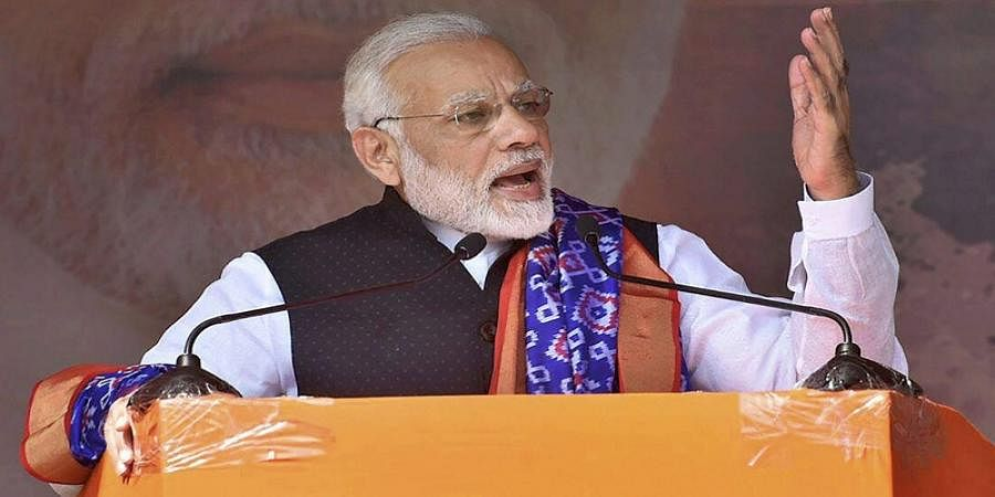 PM Modi writes to New Zealand counterpart, expresses deep shock over Christchurch attack
