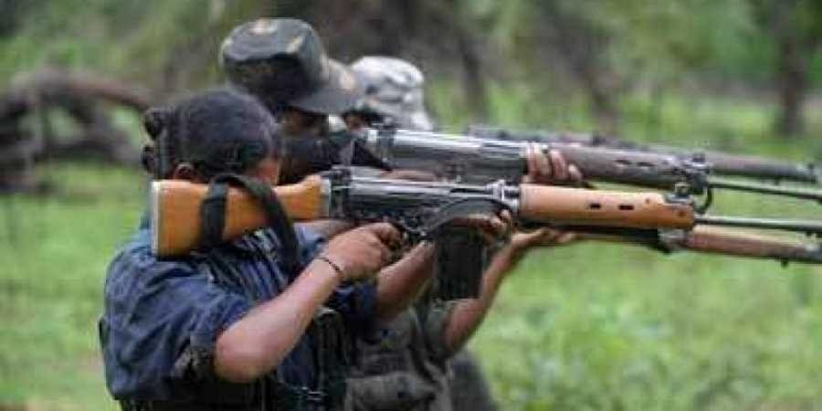 Two Maoists killed in encounter with CRPF in Andhra Pradesh