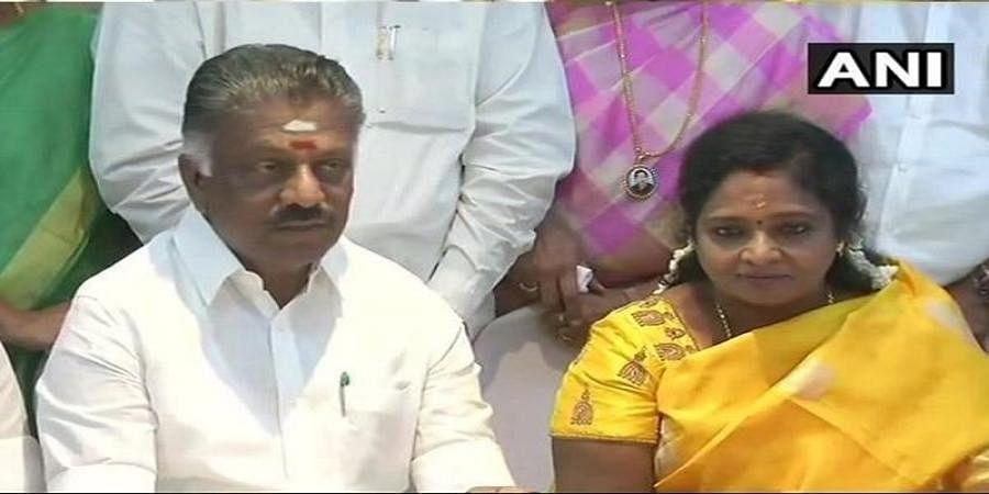 AIADMK releases list of constituencies allotted to allies PMK, BJP