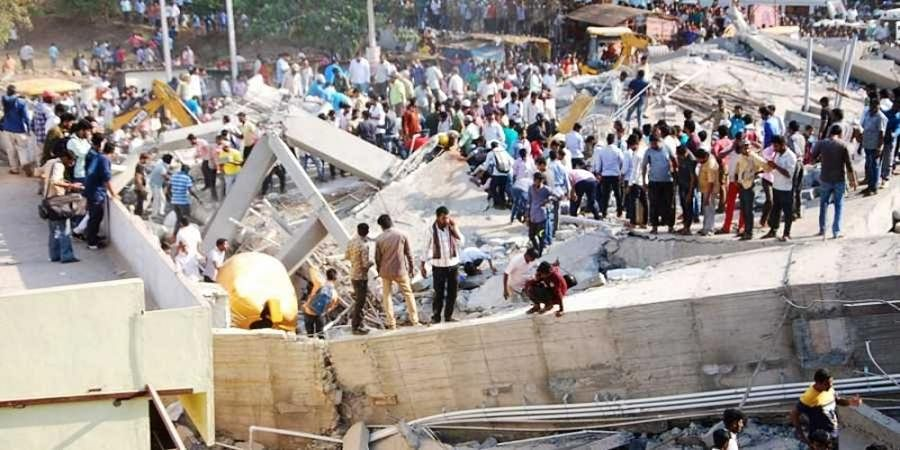 Karnataka building collapse: Death toll mounts to seven, 55 rescued, at least 15 still trapped