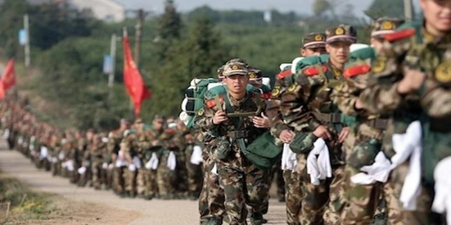 China deploys troops in Sindh, just 90 km away from Indo-Pak border