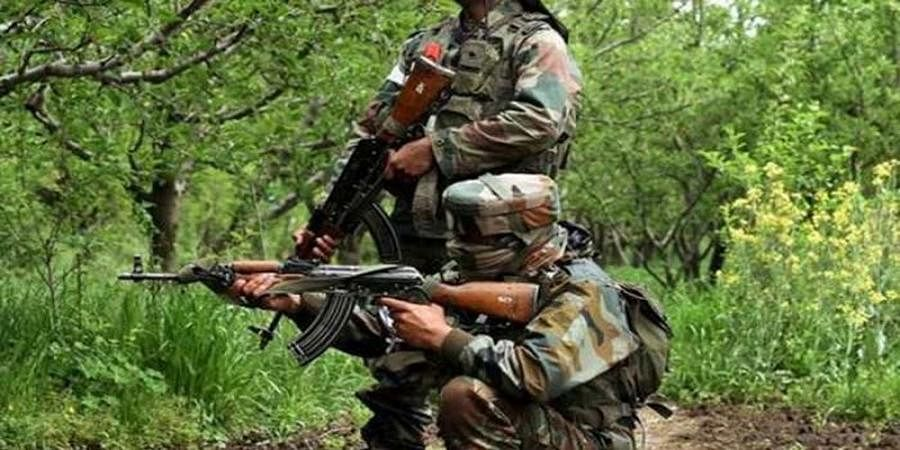 Two terrorists killed in encounter in Jammu and Kashmir's Baramulla, operation continues