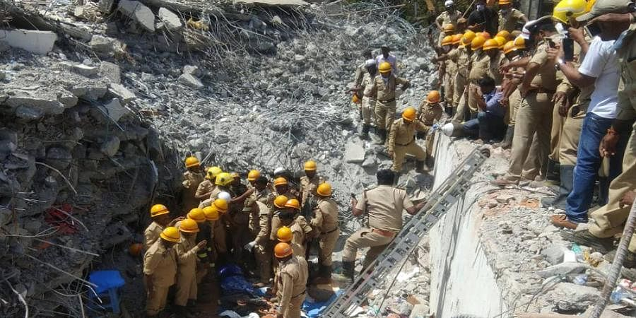 Dharwad BuildingCollapse: Death toll rises to 15